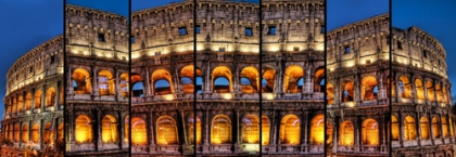 Colosseo Enigmatico, by Stuck in Customs, with Creative Commons licence