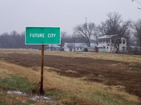 Future City Illinois, by ILMO JOE, with Creative Commons licence