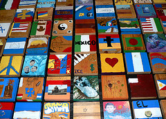 Diversity Tiles, by Stephanie Asher, with Creative Commons licence