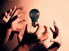 The Sinister Idea, by Felipe Morin, with Creative Commons licence