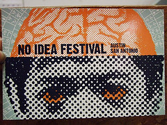 No Idea Festival, by nariposa, with Creative Commons licence