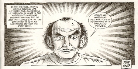 From American Splendor 2,1 Copyright Harvey Pekar