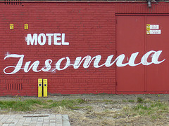 Motel Insomnia, by d_vdm, with creative commons licence