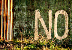 NO, by neil-san, with Creative Commons licence