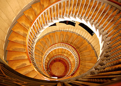 Spiral Vertigo, by Sifter, with Creative Commons licence