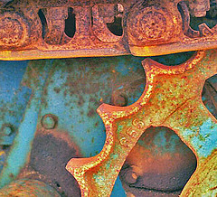 Rust Never Sleeps, by Prawnchop, with Creative Commons licence (Attribution-Noncommercial 2.0 Generic)