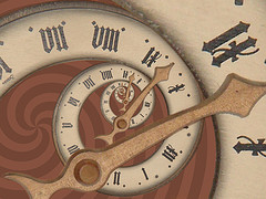 Time Spiral, by gadl, with Creative Commons Licence (Attribution-Share Alike 2.0 Generic)