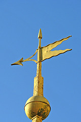 Weather Vane, by Leo Reynolds, with Creative Commons licence