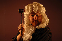 The gavel, by &y, with Creative Commons licence
