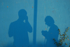 Shadows, by lonecellotheory, with Creative Commons licence (Attribution-Noncommercial 2.0 Generic)