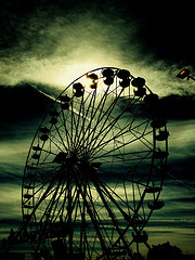 Big Wheel, by kevindooley, with Creative Commons licence (Attribution 2.0 Generic)
